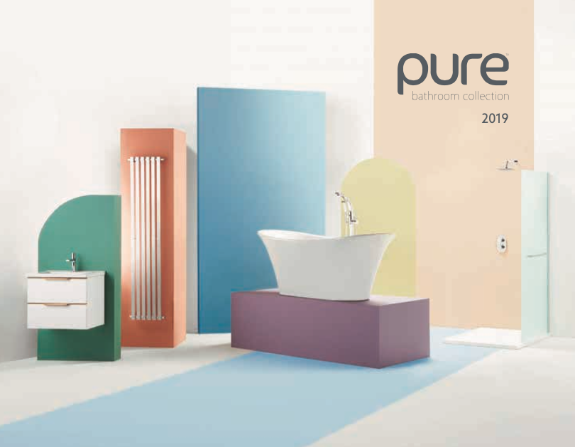 Pure Bathroom Collection 2019